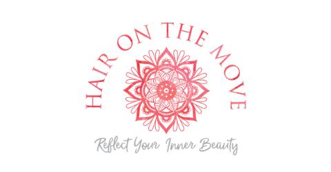 hair on the move logo