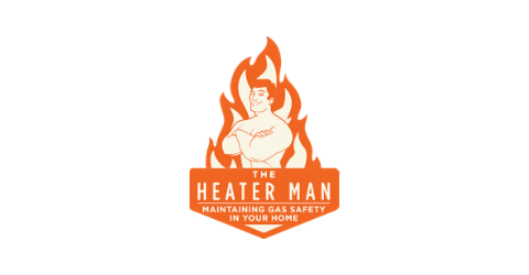 The Heater Man logo