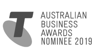 telstra business awards nominee digital marketing australia ecommerce websites