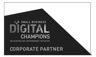 official corporate partner small business digital marketing champion