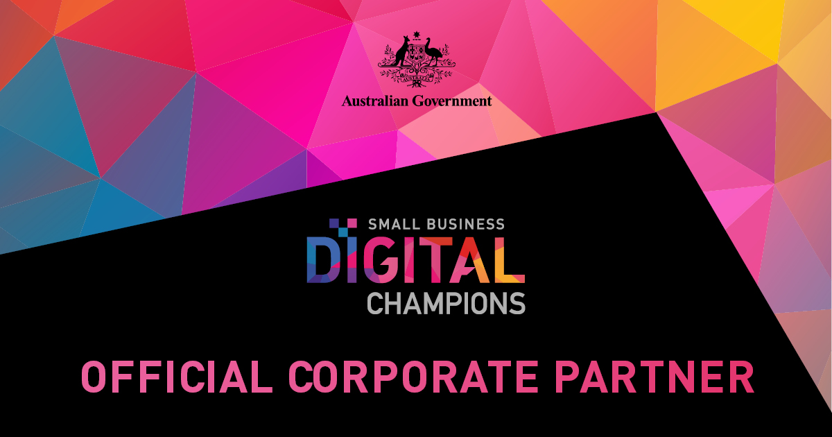 Corporate Partner for the Small Business Digital Champions Initiative