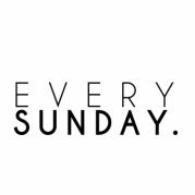 2. Every Sunday