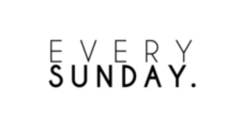 4. Every Sunday